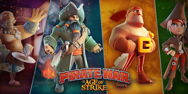 Pirate War Age Of Strike Hack Cheat Online Gems, Gold