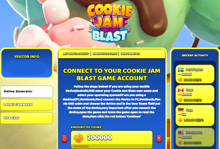 Cookie Jam Blast hack, Cookie Jam Blast hack online, Cookie Jam Blast hack apk, Cookie Jam Blast apk mod, Cookie Jam Blast mod online, Cookie Jam Blast generator, Cookie Jam Blast cheats codes, Cookie Jam Blast cheats, Cookie Jam Blast unlimited Coins, Cookie Jam Blast hack android, Cookie Jam Blast cheat Coins, Cookie Jam Blast tricks, Cookie Jam Blast cheat unlimited Coins, Cookie Jam Blast online generator, Cookie Jam Blast free Coins, Cookie Jam Blast tips, Cookie Jam Blast apk mod, Cookie Jam Blast android hack, Cookie Jam Blast apk cheats, mod Cookie Jam Blast, hack Cookie Jam Blast, cheats Cookie Jam Blast, Cookie Jam Blast generator online, Cookie Jam Blast Triche, Cookie Jam Blast astuce, Cookie Jam Blast Pirater, Cookie Jam Blast jeu triche,Cookie Jam Blast triche android, Cookie Jam Blast tricher, Cookie Jam Blast outil de triche,Cookie Jam Blast gratuit Coins, Cookie Jam Blast illimite Coins, Cookie Jam Blast astuce android, Cookie Jam Blast tricher jeu, Cookie Jam Blast telecharger triche, Cookie Jam Blast code de triche, Cookie Jam Blast cheat online, Cookie Jam Blast generator Coins, Cookie Jam Blast cheat generator, Cookie Jam Blast hacken, Cookie Jam Blast beschummeln, Cookie Jam Blast betrügen, Cookie Jam Blast betrügen Coins, Cookie Jam Blast unbegrenzt Coins, Cookie Jam Blast Coins frei, Cookie Jam Blast hacken Coins, Cookie Jam Blast Coins gratuito, Cookie Jam Blast mod Coins, Cookie Jam Blast trucchi, Cookie Jam Blast engañar
