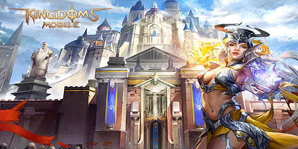 Kingdoms Mobile Total Clash Cheat Hack Online Gold