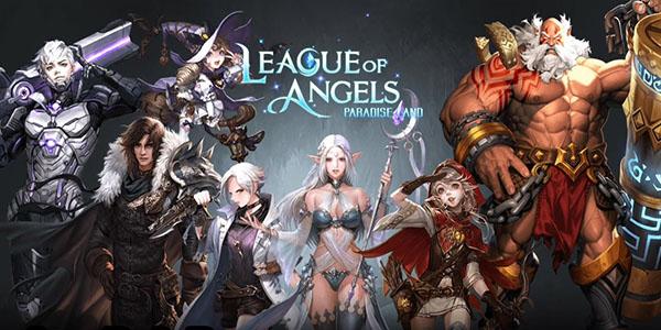 League of Angels Paradise Land Cheat Hack Online