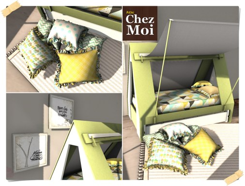 Reading Nook Youth Details CHEZ MOI