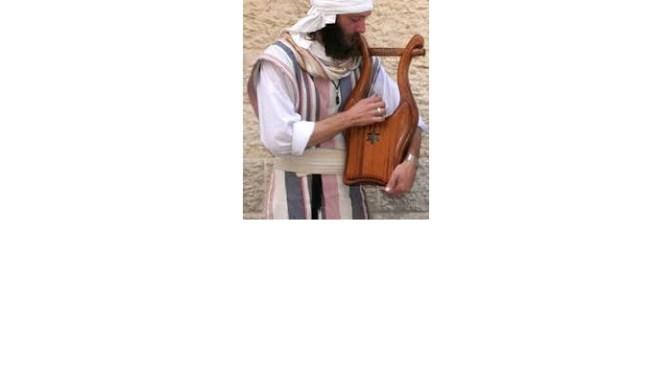 The Biblical Harp
