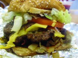 fiveburger