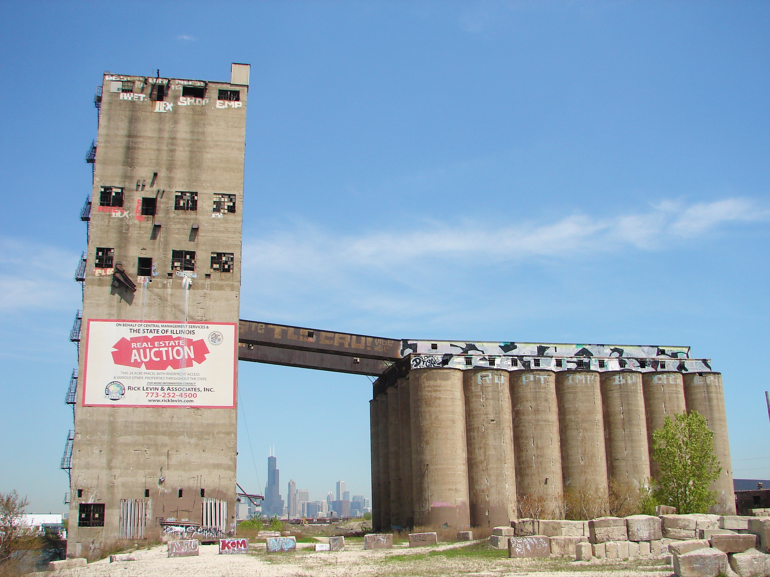 Grain of Truth: Taking stock of the relics of Chicago's era