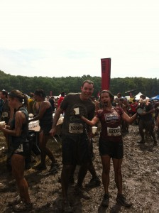 Muddy finishers