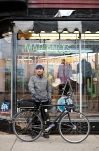 Genaro Escarzaga / Photo: Martha Williams,  BikeFancy.com