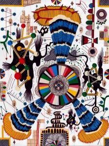 Illustration: Tony Fitzpatrick