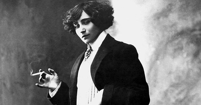 French novelist Colette