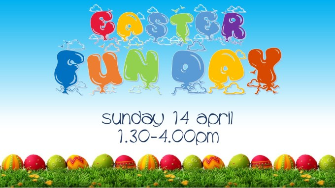 Easter Funday 2019 - free easter family event Milton Keynes