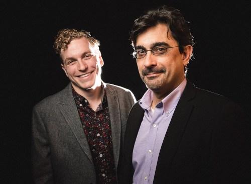 Ryan Oestreich and Brian Andreotti/ Photo: Joe Mazza/Brave Lux