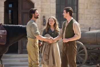 "Olden Triangle: A Review of ""The Ottoman Lieutenant"""