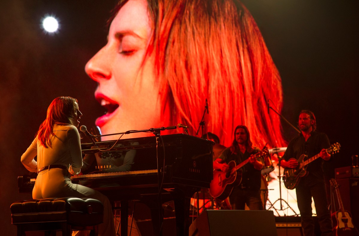 "Song to Song: A Review of ""A Star Is Born"""