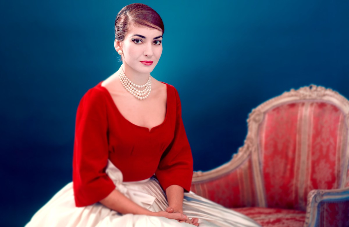 "Vocalized: A Review Of ""Maria by Callas"""