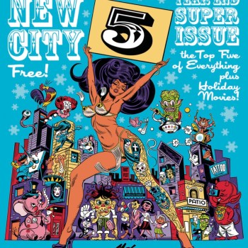 Newcity's Year End Super Issue Publishes December 15