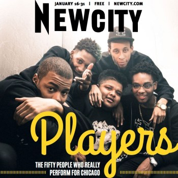 Newcity's Players Take the Stage in January
