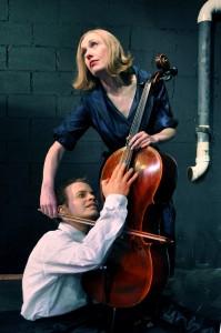 Holly Thomas & John Kahara/Photo: Michal Janicki