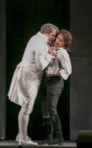 Matthew Polenzani and Joyce DiDonato/Photo: Todd Rosenberg