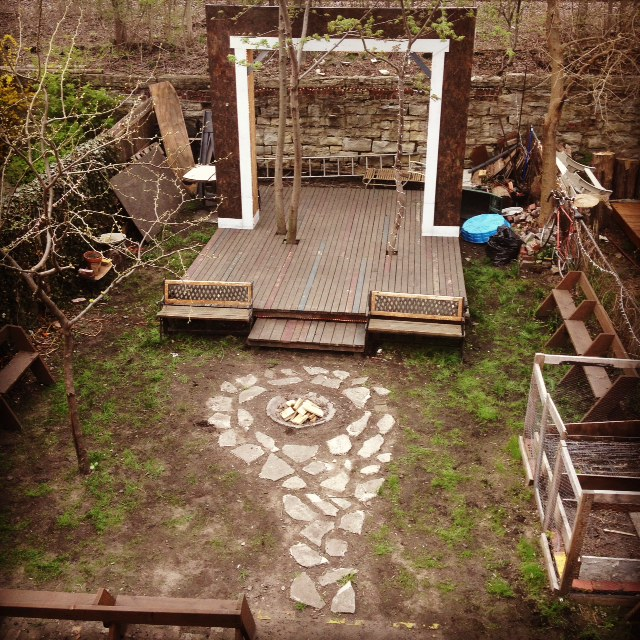 deserves a house the story of a backyard theater newcity stage
