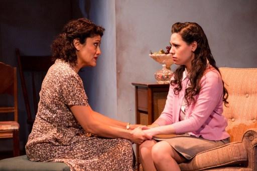 Sandra Marquez and Ayssette Munoz/ Photo: Joel Maisonet