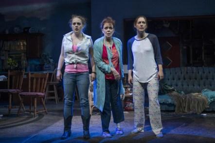 Caroline Neff, Dierdre O'Conell and Zoe Perry/Photo: Michael Brosilow
