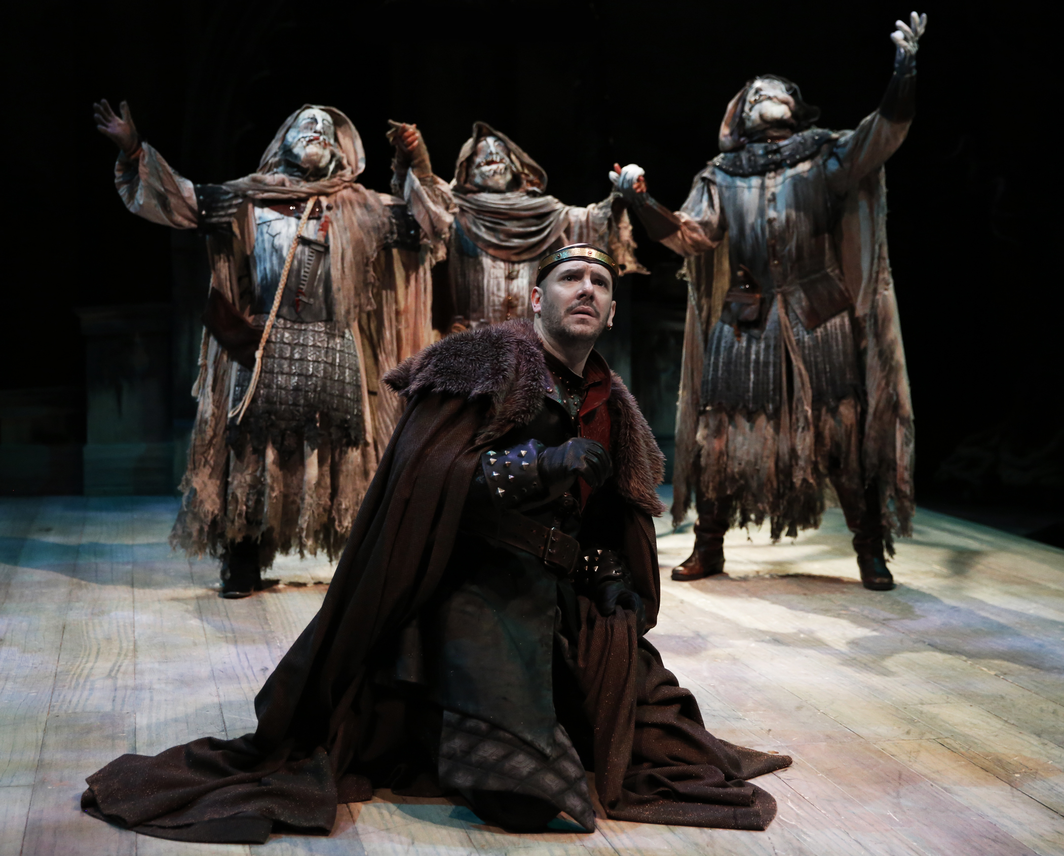 Shakespeare, Macbeth, Greed and Power