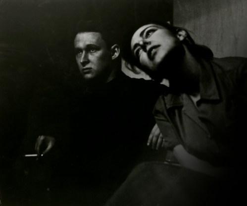 Mike Nicholas and Elaine May, circa 1955