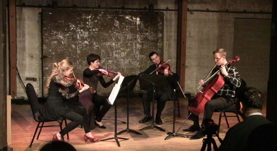 The Euler Quartet at ArtShare