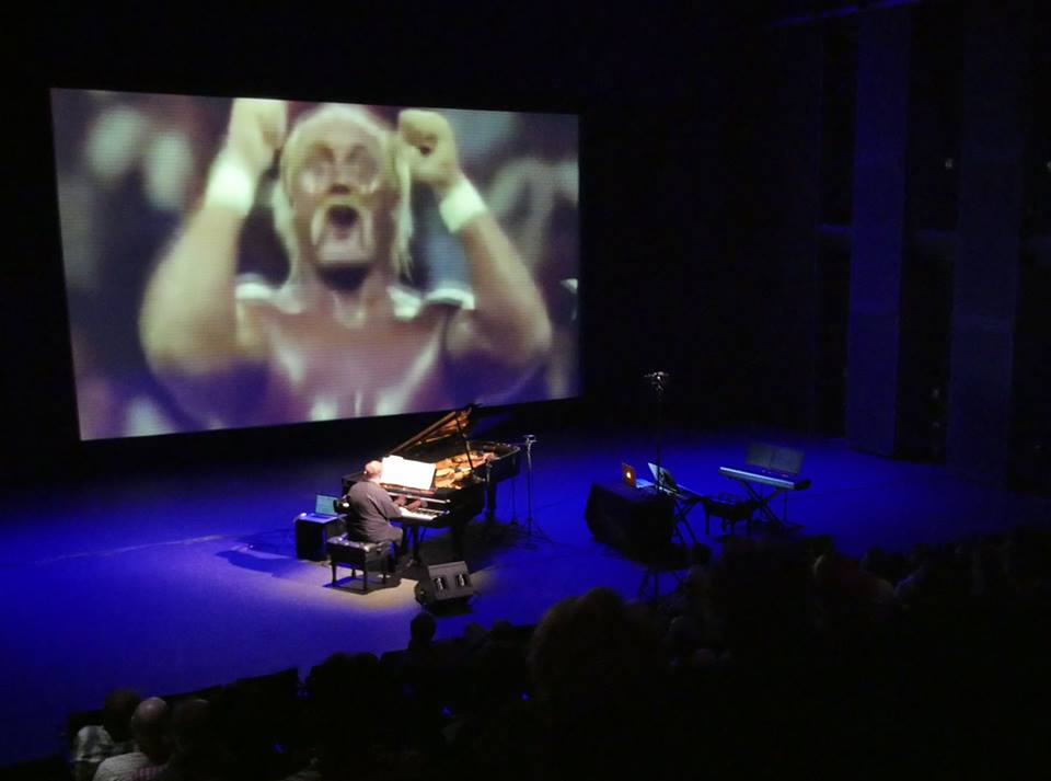 Aron Kallay performing Ian Dicke's <em>Counterpundit</em>