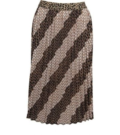 Isay_dames_Didi_skirt_brown_chain_2
