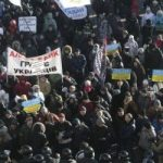 Social protest rising in Ukraine as gov't approves harsh austerity budget