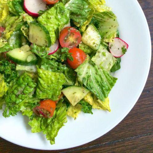 Salatet Alkhus سلطة خس