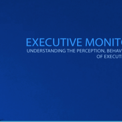 2010 Executive Career Monitor Report