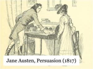 Jane Austen, Persuasion (1817)