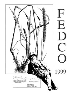 "Workshop with Laressa Dickey, ""Diligence, Devotion, Common(s)ense: Shopping for Poems in the Fedco Seed Catalog"""