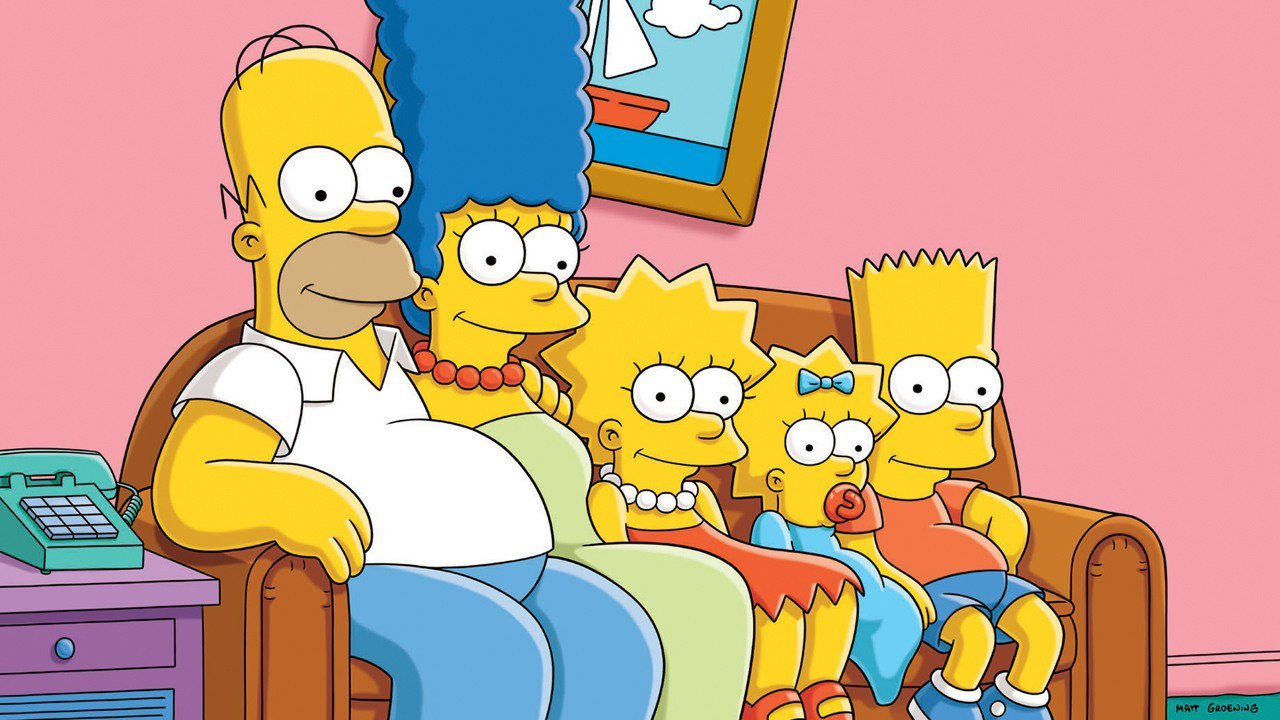 The Simpsons (November 2019)