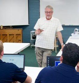 Mark Gifford, Science Teacher at New Community Academy