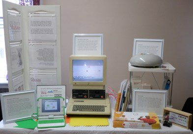 Childrens Machines exhibit