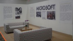 Computer Museum of America, Microsoft Exhibit