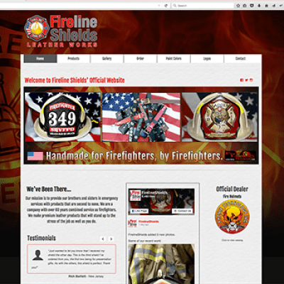 Fireline Shields | Cornelius, NC