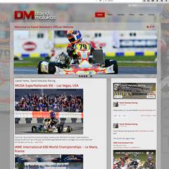 David Malukas Racing