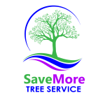 SaveMore Tree Service Logo Design