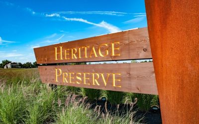 New Neighborhood Spotlight: Heritage Preserve