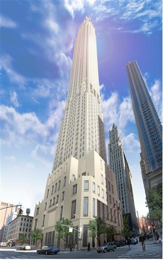 Four Seasons Hotel  30 Park Place  Tribeca condos for sale