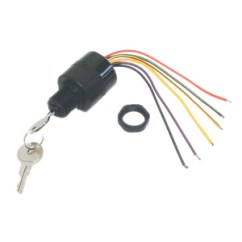 Ignition Switch Deutsch 2003 Silverado Stereo Wiring Diagram Switches West Marine 3 Position Magneto Push To Choke