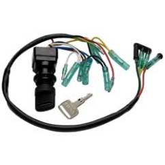 Yamaha Outboard Ignition Switch Wiring Diagram Rtd 3 Wire Switches West Marine Exact Oem Replacement Installation For 2 Stroke Control Box