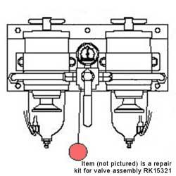 15 Micron Fuel Filter 2 Micron Fuel Filter Kit wiring