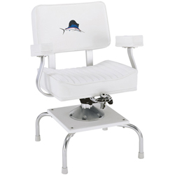 fishing fighting chair parts frank gehry cardboard wise seating boat west marine quad base with arm rests