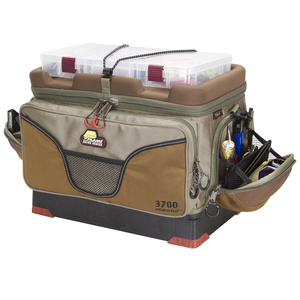 Buy plano guide series 3700 tackle bag, with (5) 3750 stowaways & (1) 3650 stowaways included, plabg370 at walmart.com. Plano Guide Series 3700 Hydro Flo Tackle Bag West Marine