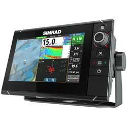 SIMRAD NSS7 evo2 Fishfinder/Chartplotter Combo (West Marine) Image