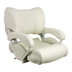 replacement captains chairs for boats baby high chair argos helm fishing seats west marine twin 46 flip up seat